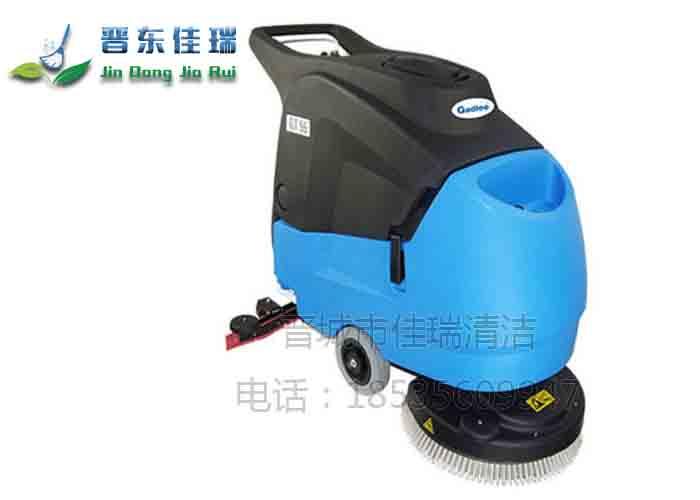 GT55手推式洗地机(静音型)晋城市洗地机专卖
